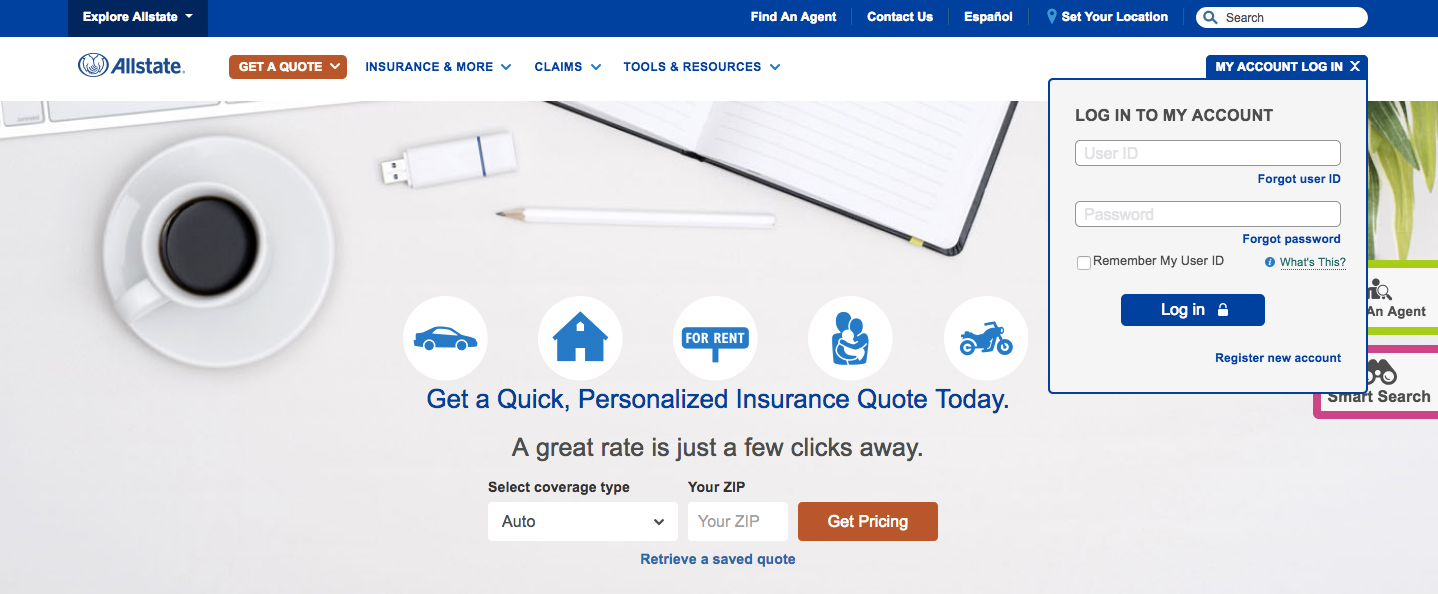 All State Insurance Online Login Guide