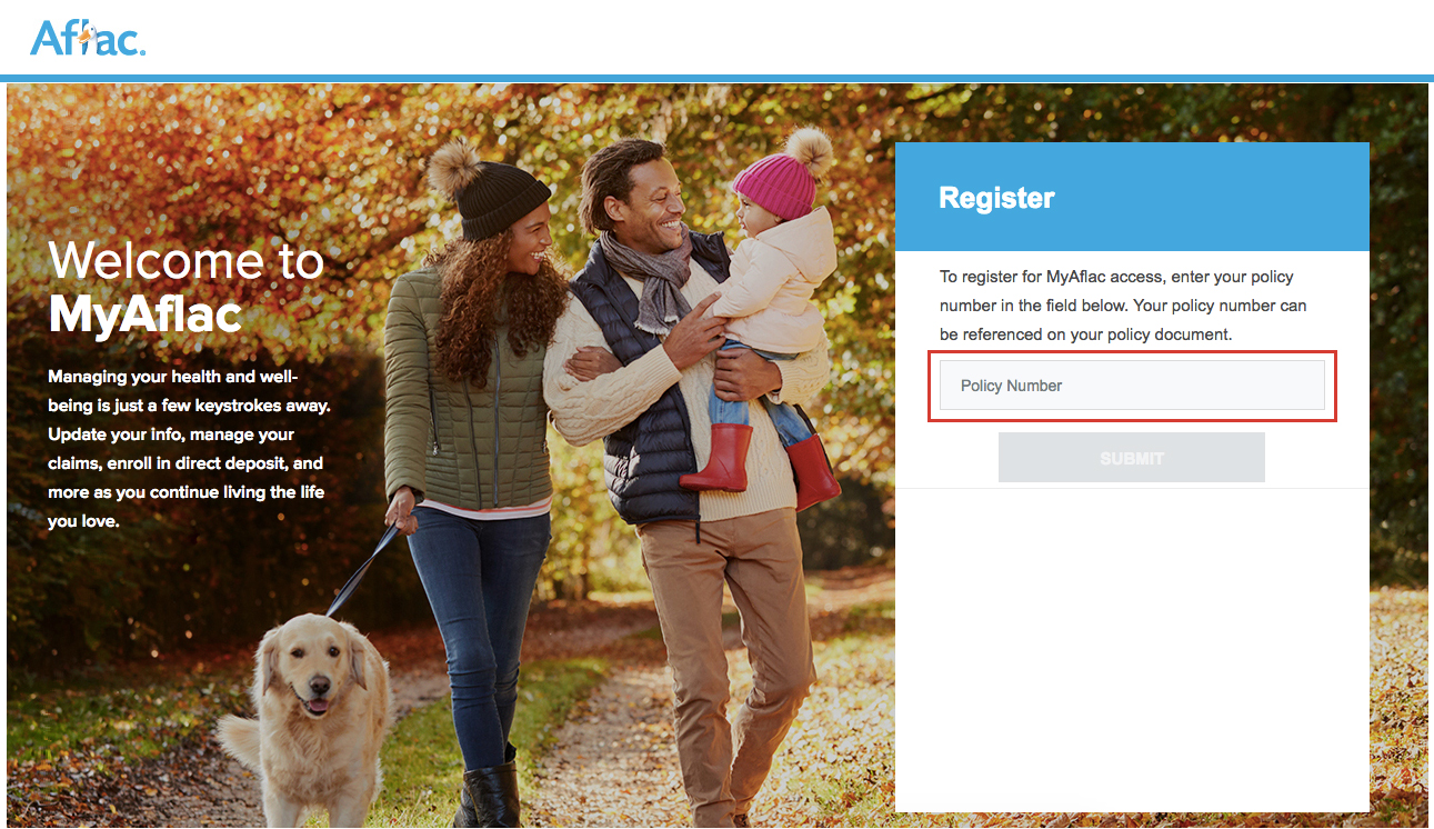 How to Login Aflac Insurance Online