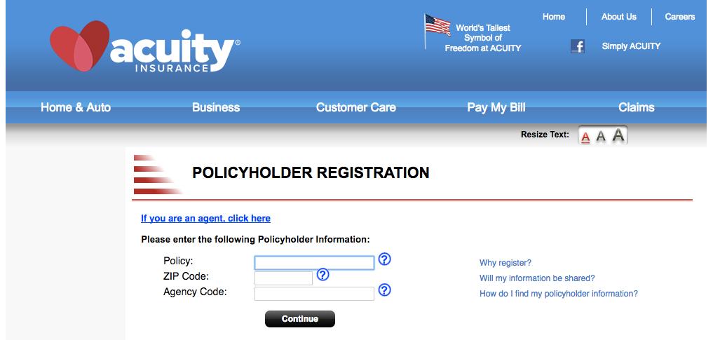 Login Acuity Insurance Online Guide