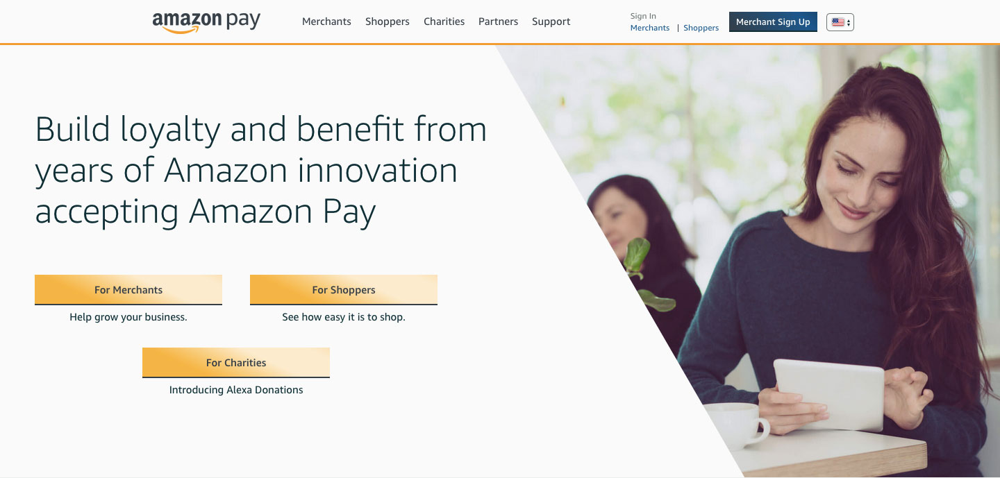Amazon Pay Online Payment Login Procedure