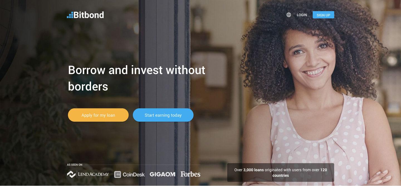 Bitbond P2P Lending Online Account Login