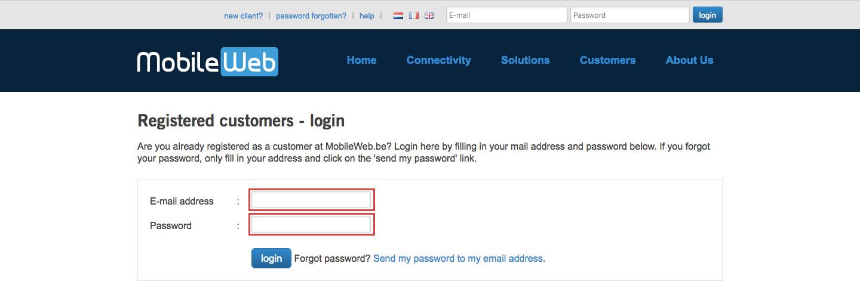 CM Telecom Online Payment Login Access