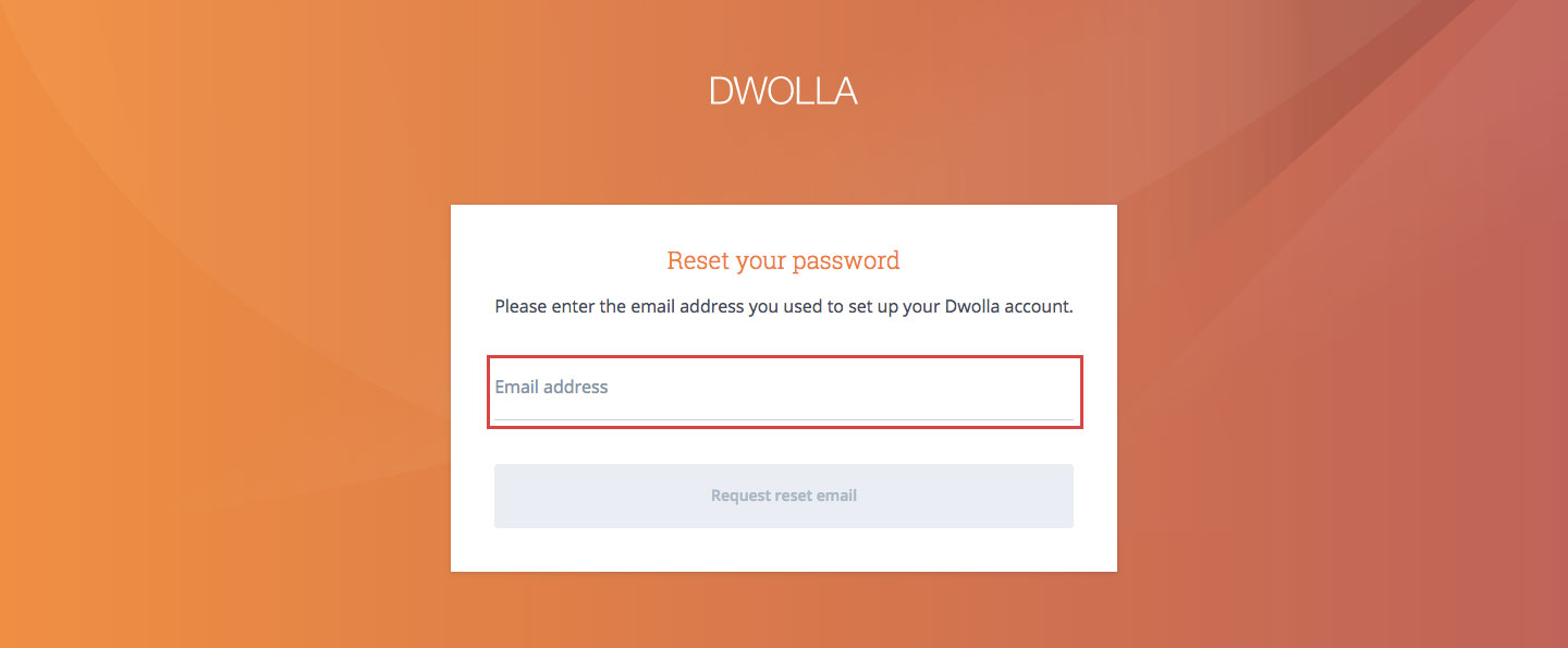 Dwolla Online Payment Account Login Access