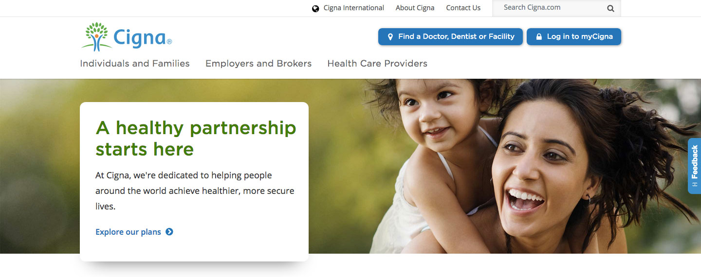 How to Login Cigna Insurance Online Account