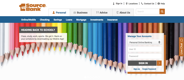 1st Source Bank Online Banking Login Guide