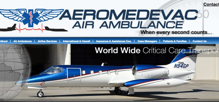 www.aeromedevac.com – Aeromedevac Air Ambulance Insurance Online Login Help