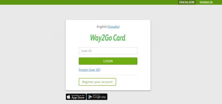 www.goprogram.com – Activate The Way2Go Credit Card Online