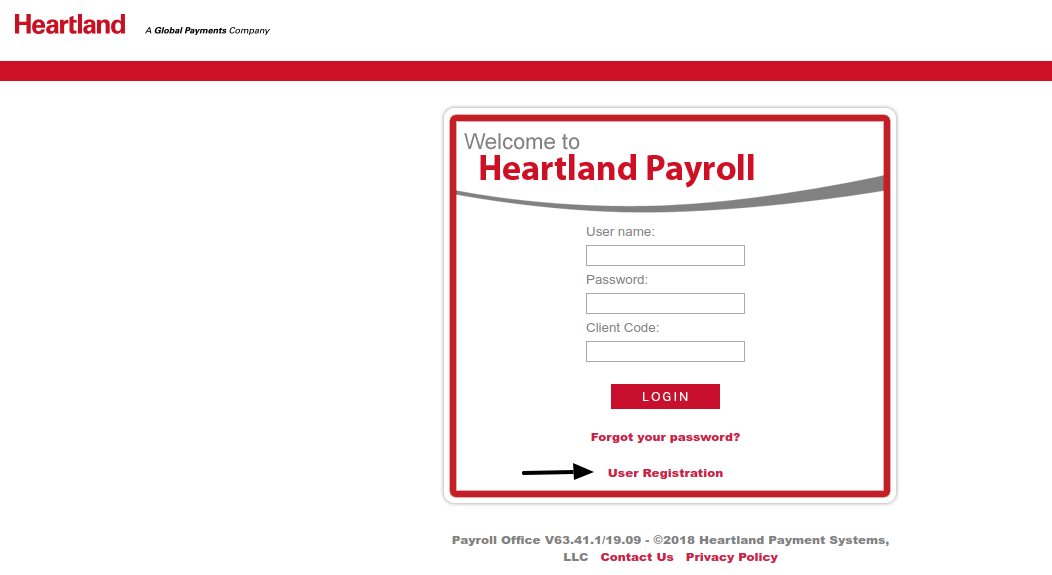 Powerful Payroll Solutions Register