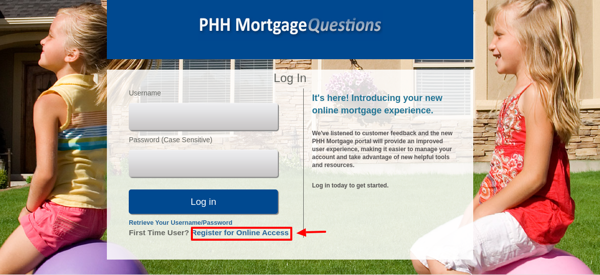 Mortgagequestions Register