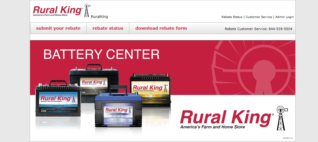 Complete guide on redeeming Rural King Battery Rebate Offer