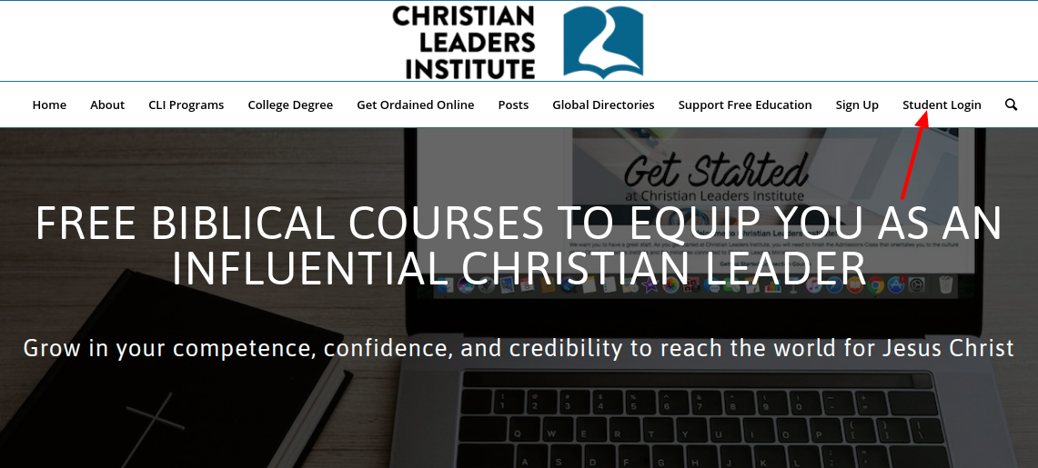 Christian Leaders Institute Login
