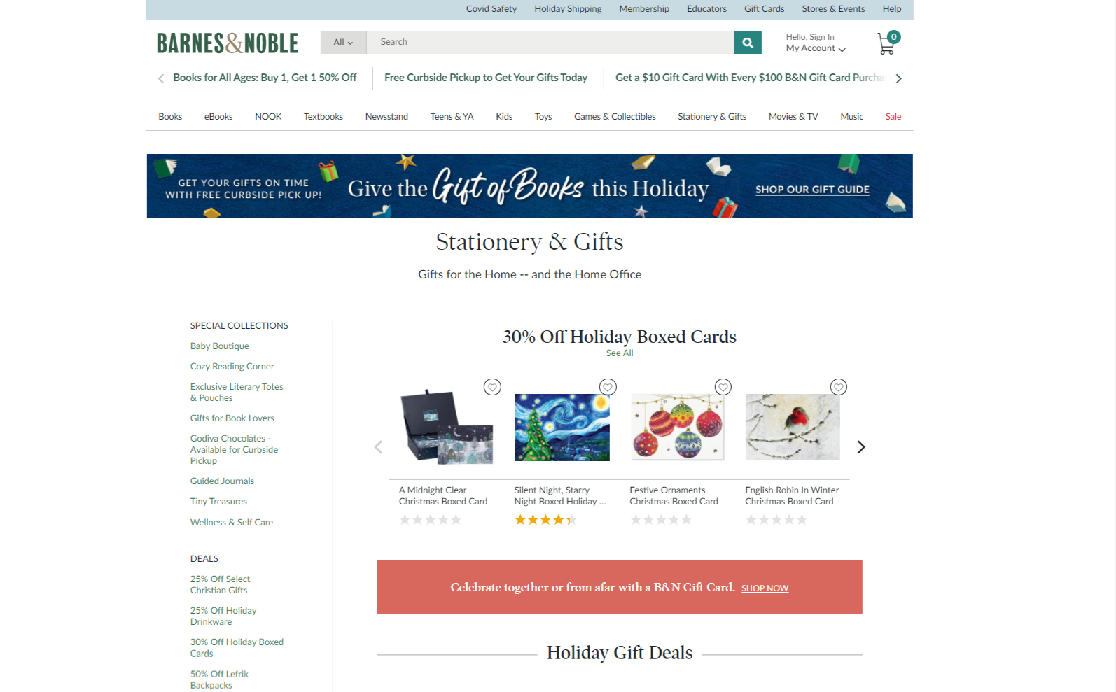 barnesandnoble login